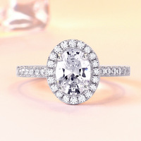 TONGLiN wholesale lots bulk anelli argento 925 donna jewelry ladies rings for women
