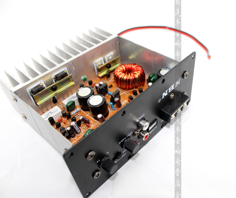 NBN subwoofer / car audio amplifier board 12V car power car voice