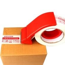 Ленточный резак для скотча, Диспенсер, пластиковый ролик, ручное уплотнительное устройство, Упаковочный пресс для картона, упаковщик, ширина, машина для резки