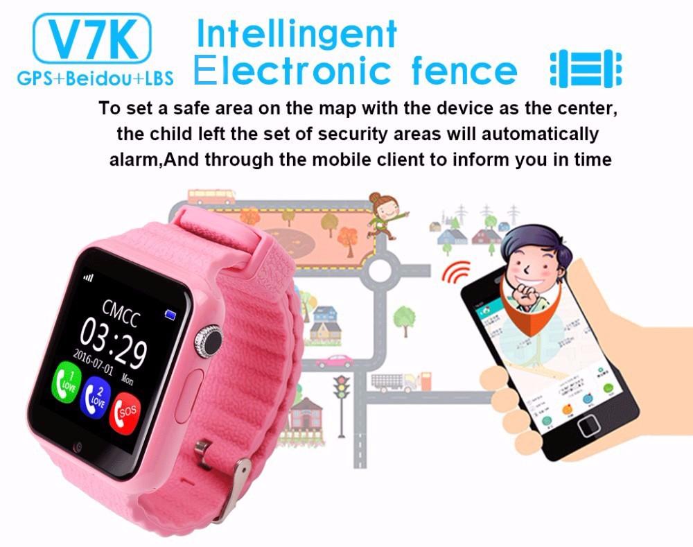 GPS SMART WATCH V7K