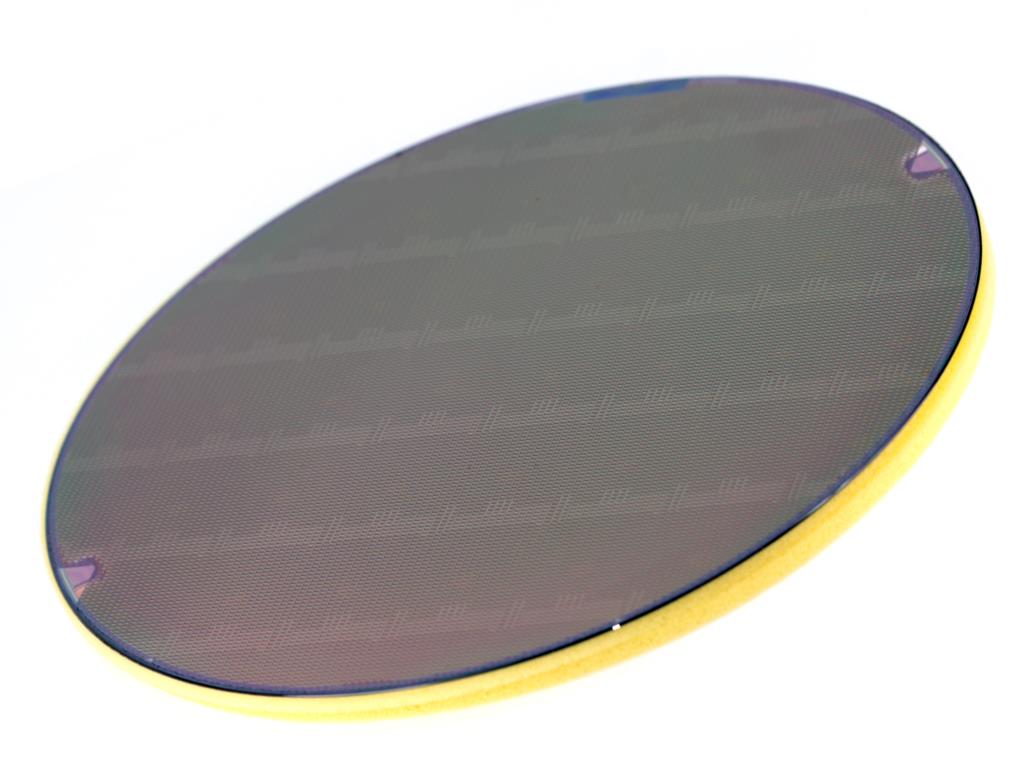 Image 3 - 12 Inch Silicon Wafer Integrated Circuit Uncut Geek Toy Ornament Single Crystal  Plate Chip Double Side Polished Si Wafer IC-in Integrated Circuits from Electronic Components & Supplies