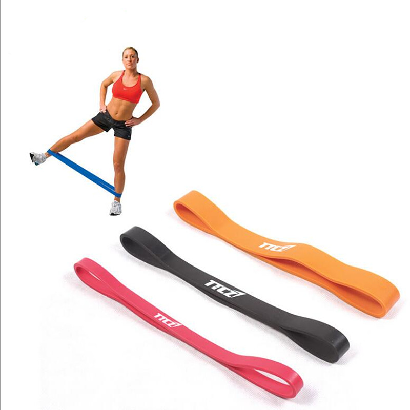 3 stks / set Fitness Rubber Pull Up Weerstand Bands Power latex Band - Fitness en bodybuilding