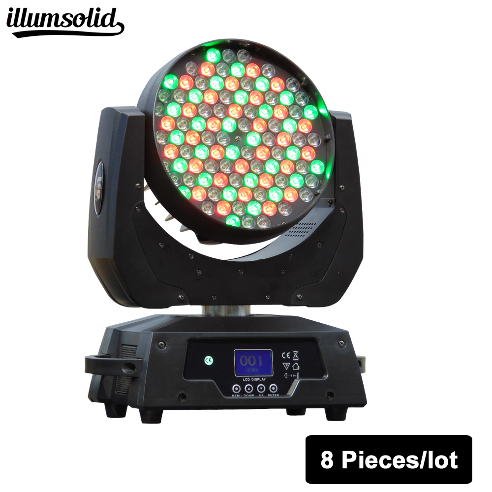 Dmx Christmas.Us 2088 0 10 Off 8pcs Disco Light Led Stage Beam Christmas Lights Dmx Moving Head Christmas Laser Projector Disco Ball Party Lights In Stage