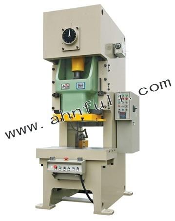 JH21 25 ton C frame pneumatic press, 25 ton pneumatic press machine ...