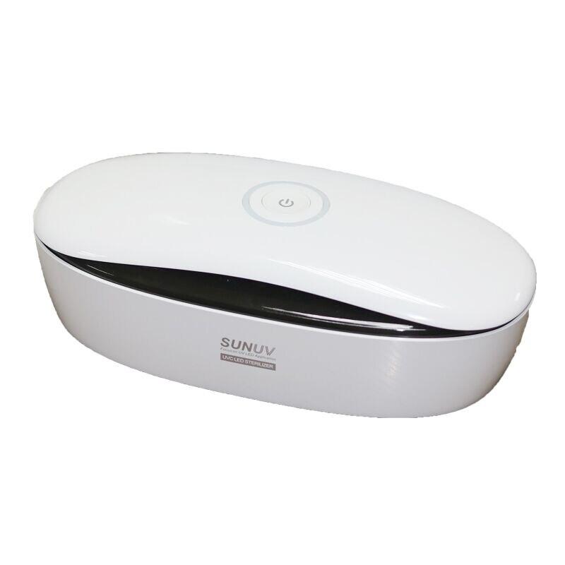 Sterilizer Storage Box Personal Care Appliances UV Sterilizing Ultraviolet 280nm Wavelength Killing Germs цена
