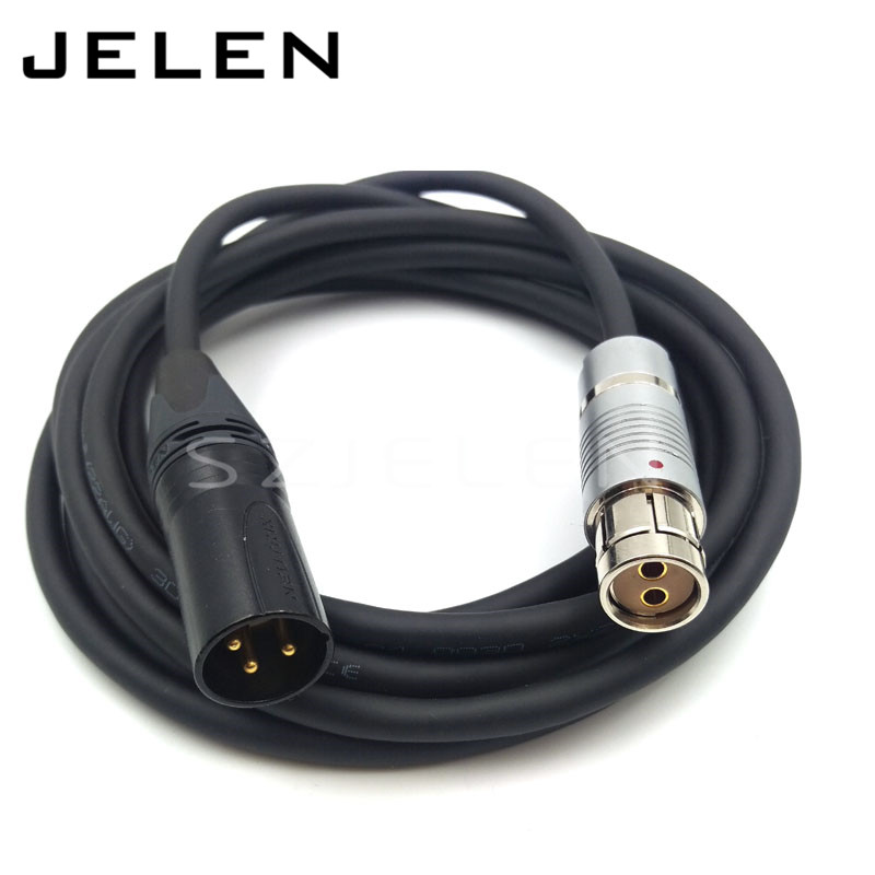 ARRI ALEXA XT, ARRI ALEXA SXT,ARRI ALEXA XT plus Camera power cable , XLR 3pin to ARRI ALEXA65 Camera power cable arri kc 150 s alexa evf cable 12 viewfinder cable arri alexa