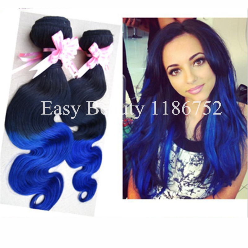 Best place to buy weave hair online gallery hair extension blue ombre hair extensions 1b black blue cheap body wave ombre blue ombre hair extensions 1b pmusecretfo Choice Image