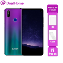 "2019 Cubot Max 2 6.8"" Waterdrop Android 9.0 19:9  MT6762 Octa Core Smartphone 5000mAh 4GB+64GB Rear Cameras 6P Lens 4G LTE Phone"