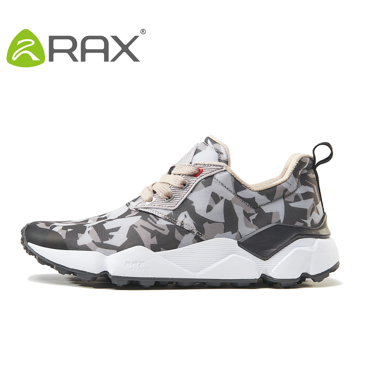RAX New 2017 womem Running Shoes Outdoor Men Sport Sneakers Winter Women Breathable Athletic Shoes Running Trainers Man Women peak sport men outdoor bas basketball shoes medium cut breathable comfortable revolve tech sneakers athletic training boots