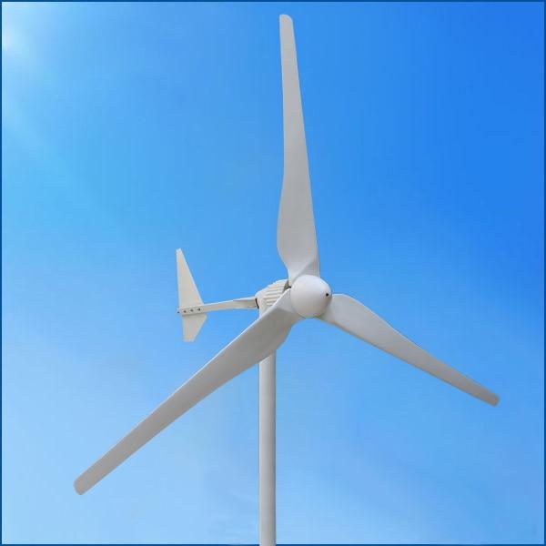 Three Phase AC Output 2KW 2000W Wind Generator/ Wind Turbine fr0 a720 2 2k three phase 220v inverter 2 2kw