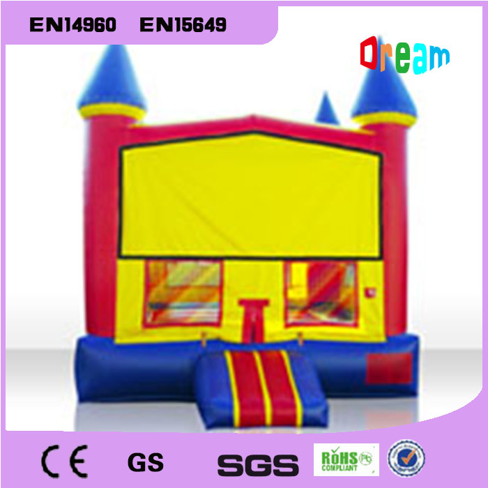 Free Shipping Bouncer House Inflatable Bouncer Castle Jump Castle Inflatable Slide Castle Modle Toy For Kids super funny elephant shape inflatable games kids slide toy for outdoor