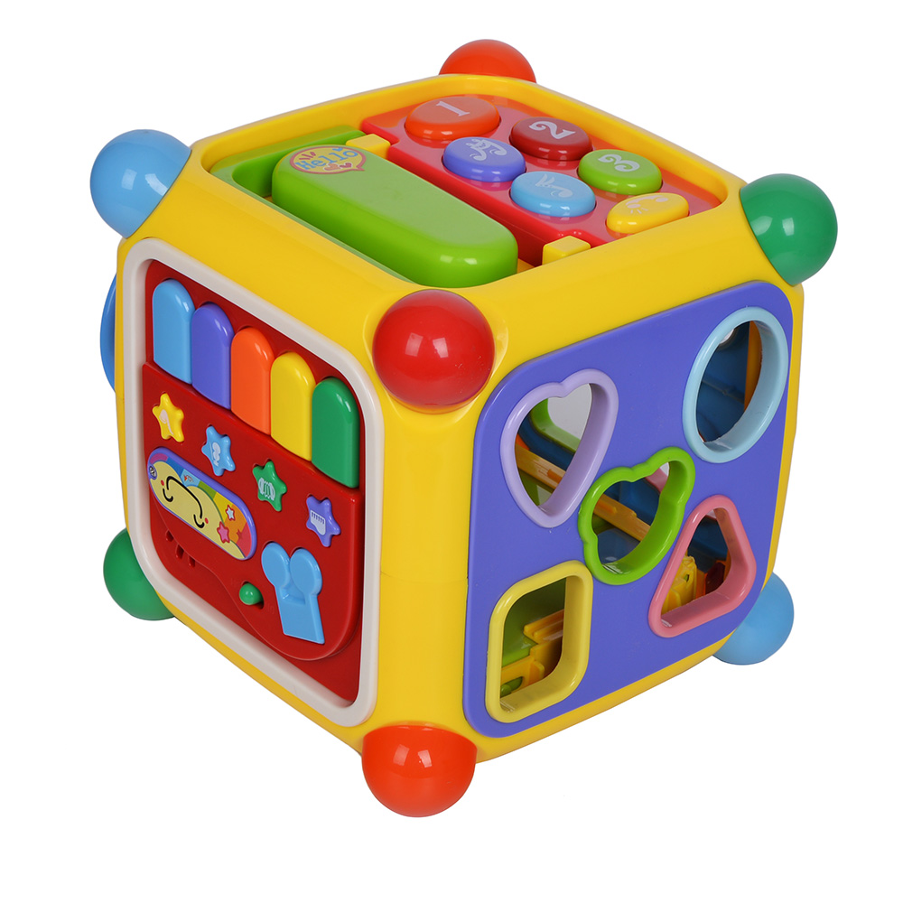 GOODWAY 3838A Intellect Cube Early Educational Toys with ...