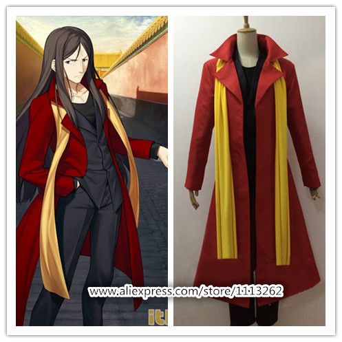 Fate El-melloi Ii Cosplay Hairwear Boys Costume Accessories