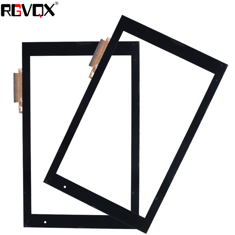 """Touch Glass for Acer Iconia Tab A500 A501 ZVL T504 Black 10.1"""" Front Tablet Touch Panel Screen Replacement parts