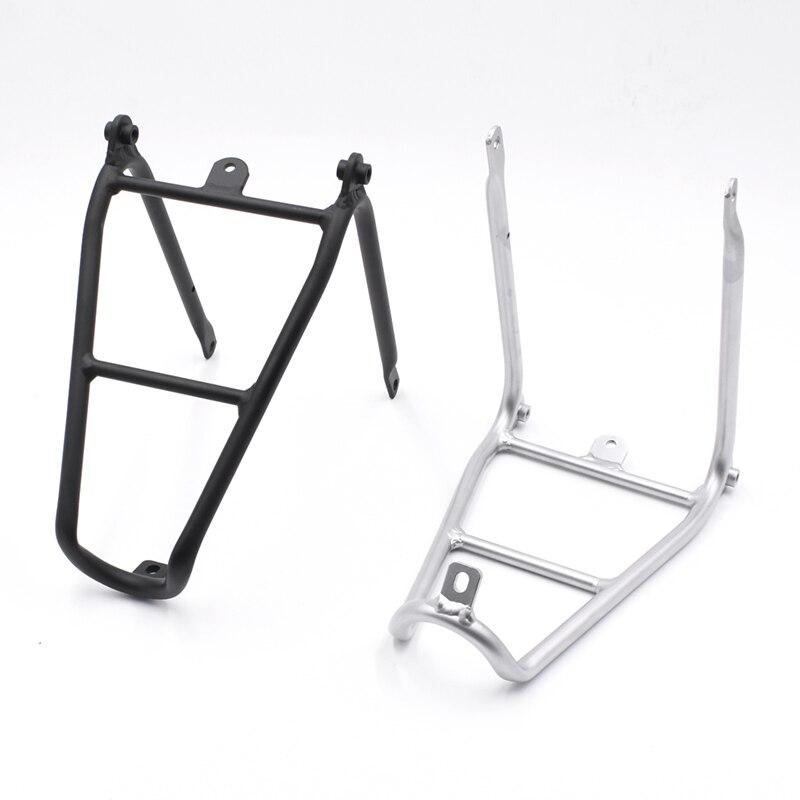 CNC anodisation Durable supports de vélo pour Brompton vélo vélo facile roue porte-bagages T6 Stable vélo aluminium accessoire 150g - 2