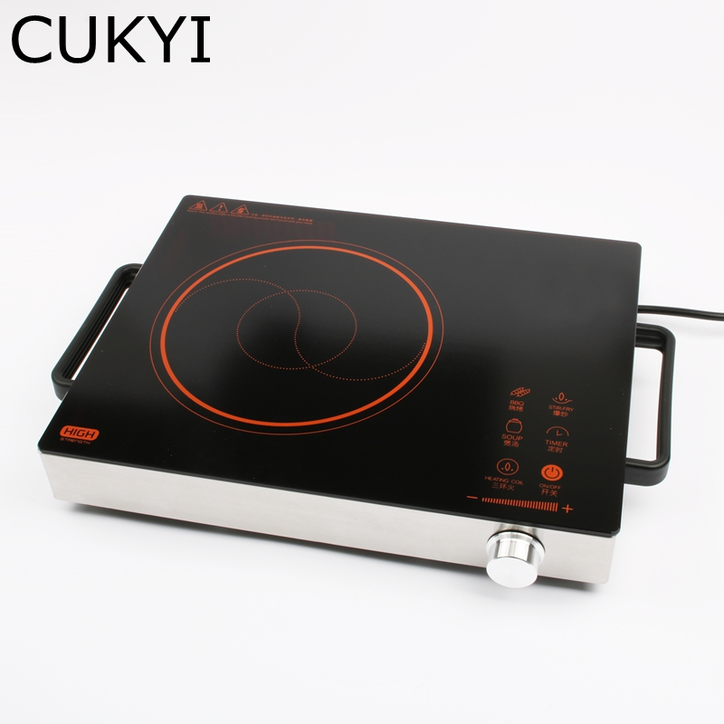 Cukyi 220v German Design Hot Surface