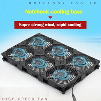 Computer/PC 110 220V 12CM fan Wireless Wifi Router Holder Radiator Notebook Stand Heatsink TV Set top Box Cooler Pet box Bracket