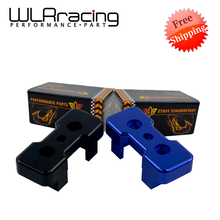 WLR FREE SHIPPING- Ransmission Mount Insert Billet Aluminum For S-Tronic/Manual FOR B8 Chassis Audi Models New arrived WLR-TMI01