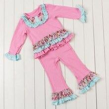 Girls Clothes Autumn Children Clothing Suits Girls Clothing Set Child Cotton Sportswear Set Girl Casual Suit