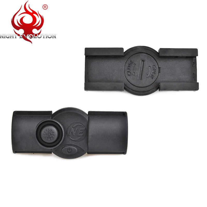 NE Airsoft, pistola ligera M952V, Control remoto inalámbrico, tapa trasera para M951 M952V M961 M971Tactical, linterna, armas, luz NE07018