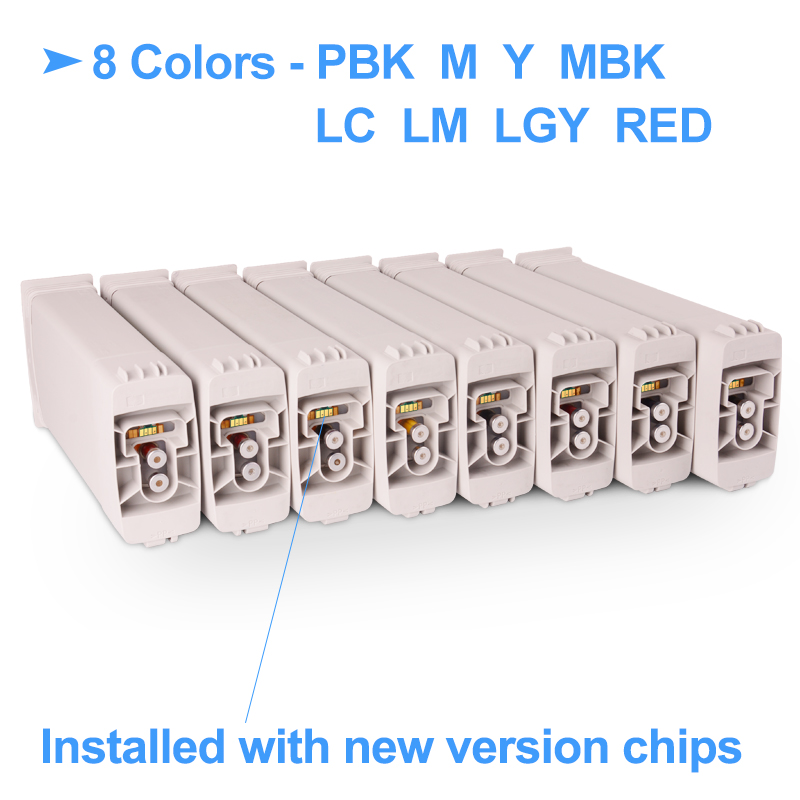 HP DesignJet Z6200 Z6800 Printer 775ML / PC üçün uyğun HP 771 - Ofis elektronikası - Fotoqrafiya 2
