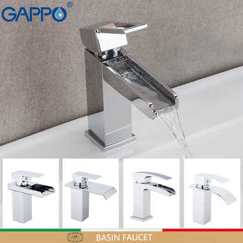 GAPPO basin faucet bathroom tap bathroom basin sink mixer bathub faucets mixer tap waterfall faucet water mixer tap griferia - DISCOUNT ITEM  52% OFF All Category