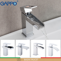GAPPO basin faucet bathroom tap bathroom basin sink mixer bathub faucets mixer tap waterfall faucet water mixer tap griferia