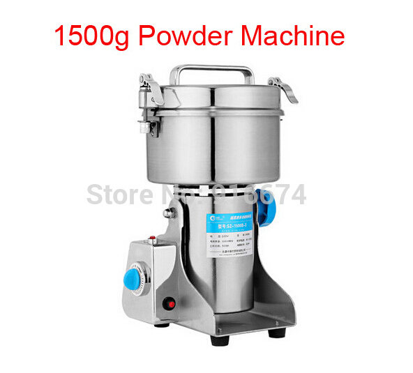 High Quality 2000g Swing type stainless steel electric medicine grinder powder machine ultrafine grinding mill machine high quality 2000g swing type stainless steel electric medicine grinder powder machine ultrafine grinding mill machine