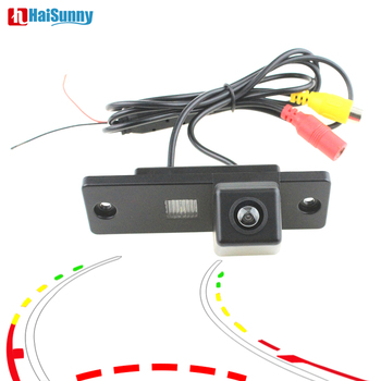Car Rear view backup camera dynamic Line Night Vision Waterproof For Toyota Fortuner SW4 2007 2008 2009 2010 2011 2012 2013 2014 image