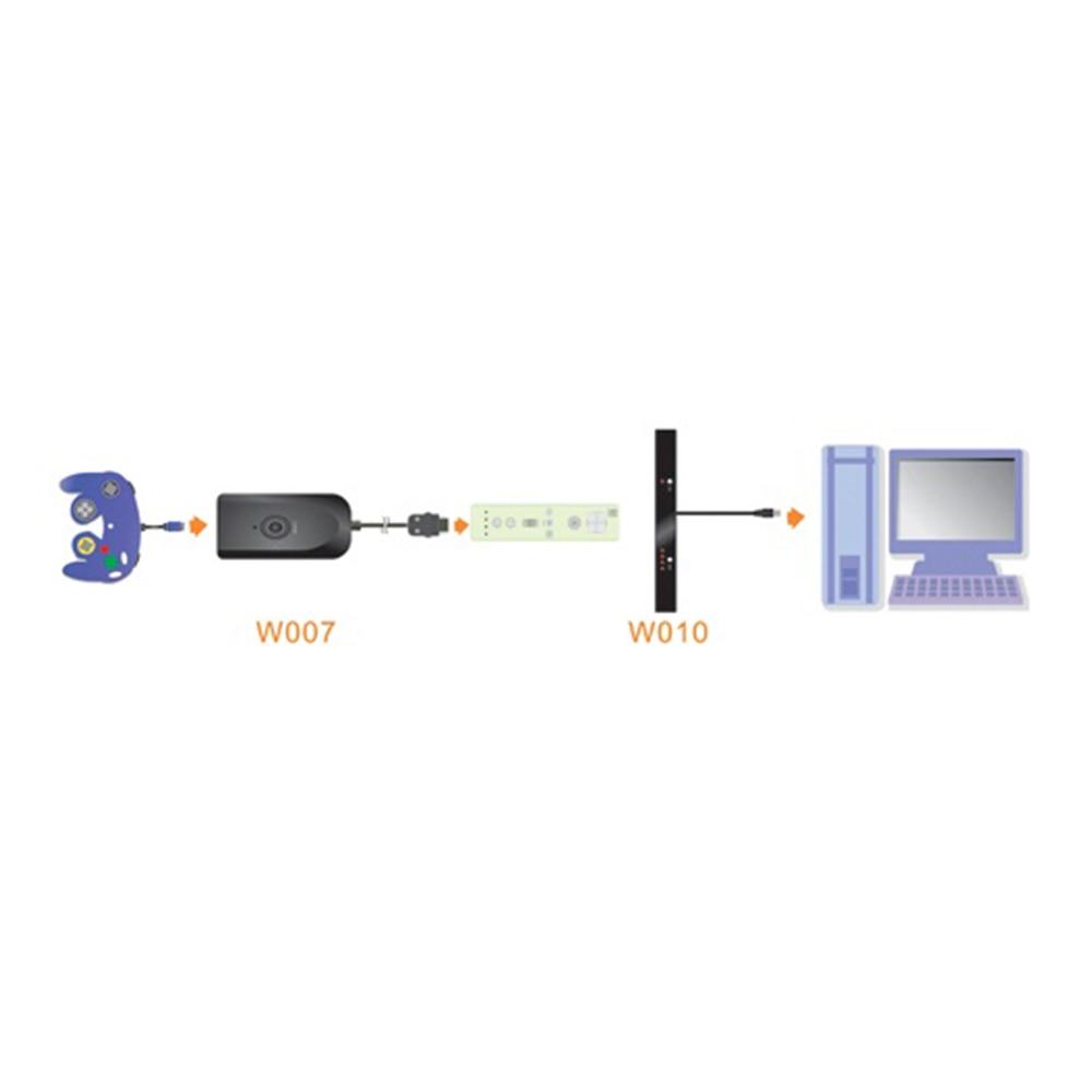Image 2 - MayFlash sensor DolphinBar для wii Remote беспроводной игровой  контроллер для Windows PC по Bluetooth для GCdolphinbar   -