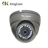 KingCam Metal Anti Vandal Laser IR LED 48V POE IP Camera 1080P 720P Security Indoor Outdoor