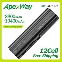 Apexway EV06 Battery for HP Pavilion DV4 DV5 DV6 for Compaq Presario CQ50 CQ71 CQ70 CQ61 CQ60 CQ45 CQ41 CQ40 HSTNN LB73
