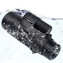 SVBONY Antivaho Monocular Telescopio 8×42 Impermeable Que Acampa Mano Focus Monocular Viajes de Senderismo Observación de Aves F9116AB