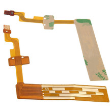 2Pcs Camera Replacement Lens Line for Focus Aperture Flex Cable For Canon EF-S 18-55mm IS Digital camera SLR