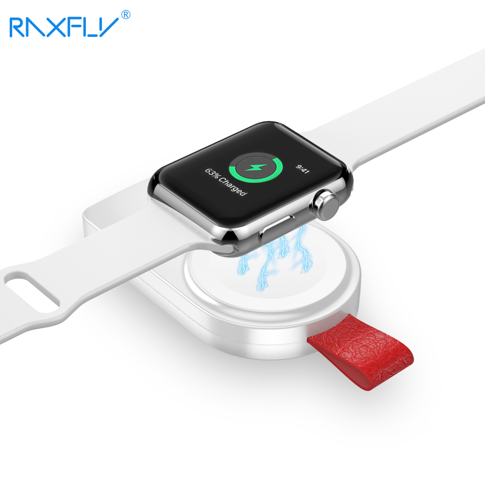RAXFLY Magnetic Wireless Charger For Apple Watch 4 Charger Portable USB Wireless Charging For i Watch Series 4 3 2 1 Charge DockRAXFLY Magnetic Wireless Charger For Apple Watch 4 Charger Portable USB Wireless Charging For i Watch Series 4 3 2 1 Charge Dock