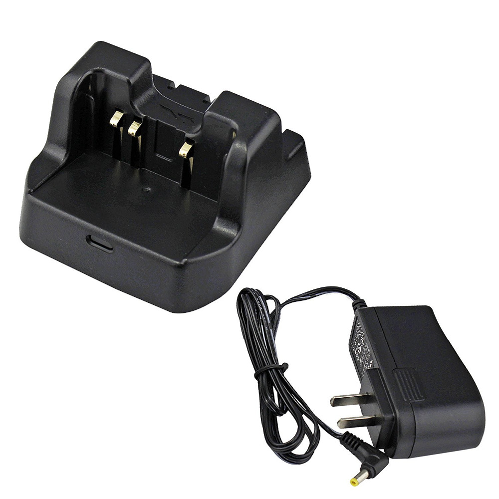 CD-47 FNB-83 Battery Charging For Yaesu/Vertex-Standard Walkie Talkie Dock Desktop Rapid Charger For Yaesu Battery Charger