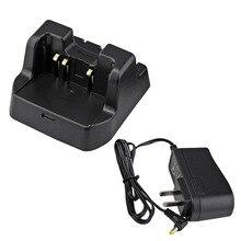 Высшее качество двухстороннее Радио Батарея зарядки док быстрого Зарядное устройство для Yaesu Vertex-Стандартный Портативная рация Smart Зарядное устройство