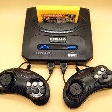 Ретро ТВ Видео игровая консоль для Nes 8 бит игры для Nes игры с двумя геймпадами и 500 в 1 картридж все игры разные