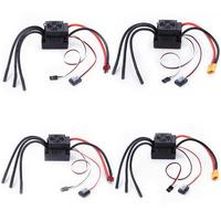 ESC RC ESC Brushless Motor Speed Controller for Climbing Vehicle Models Parts Accessories RC Crawler Cars Boats Brushless Mot