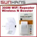 Suporte Wireless-N Wifi Repeater 802.11N Rede Router Faixa Expander Velocidade de até 300 M Amplificador