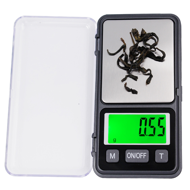 цена на 500g 0.01g Weighing Scales LCD Display Digital Scale Green Backlight Electronic Digital Scale Jewelry weight Balance