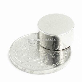 100pcs Neodymium N35 Dia15mm X 8mm  Strong Magnets Tiny Disc NdFeB Rare Earth For Crafts Models Fridge Sticking magnet 15x8mm