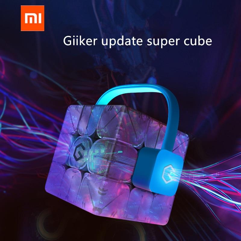 In Stock Original Xiaomi Mijia Giiker i3s AI อัจฉริยะ Super Cube สมาร์ทเมจิกบลูทูธ APP Sync ปริศนาของเล่น-ใน รีโมทคอนโทรลอัจฉริยะ จาก อุปกรณ์อิเล็กทรอนิกส์ บน AliExpress - 11.11_สิบเอ็ด สิบเอ็ดวันคนโสด 1