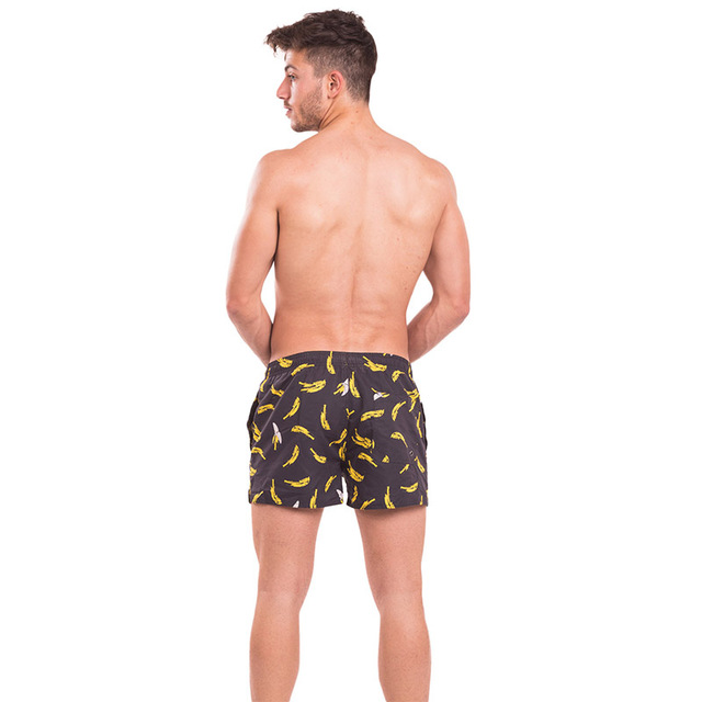 Taddlee Brand Men's Quick-drying Beachwear Board Shorts Mens Swimwear Swimsuits Active Bermudas Man Workout Cargos Boxers Trunks