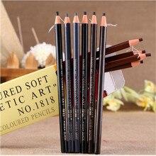 1 шт. макияж бровей усилитель пот Водонепроницаемый Тени для век бровей карандаш ручка Красота Косметика 5 цветов на выбор