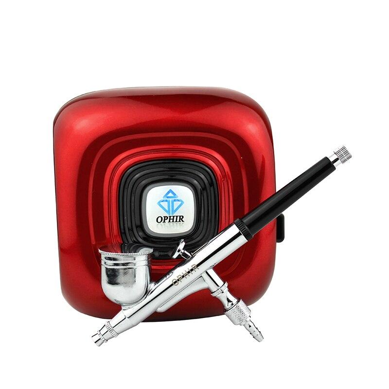 OPHIR kaasaskantav kahetoimeline õhuharjakomplekt koos mini - Elektrilised tööriistad - Foto 2