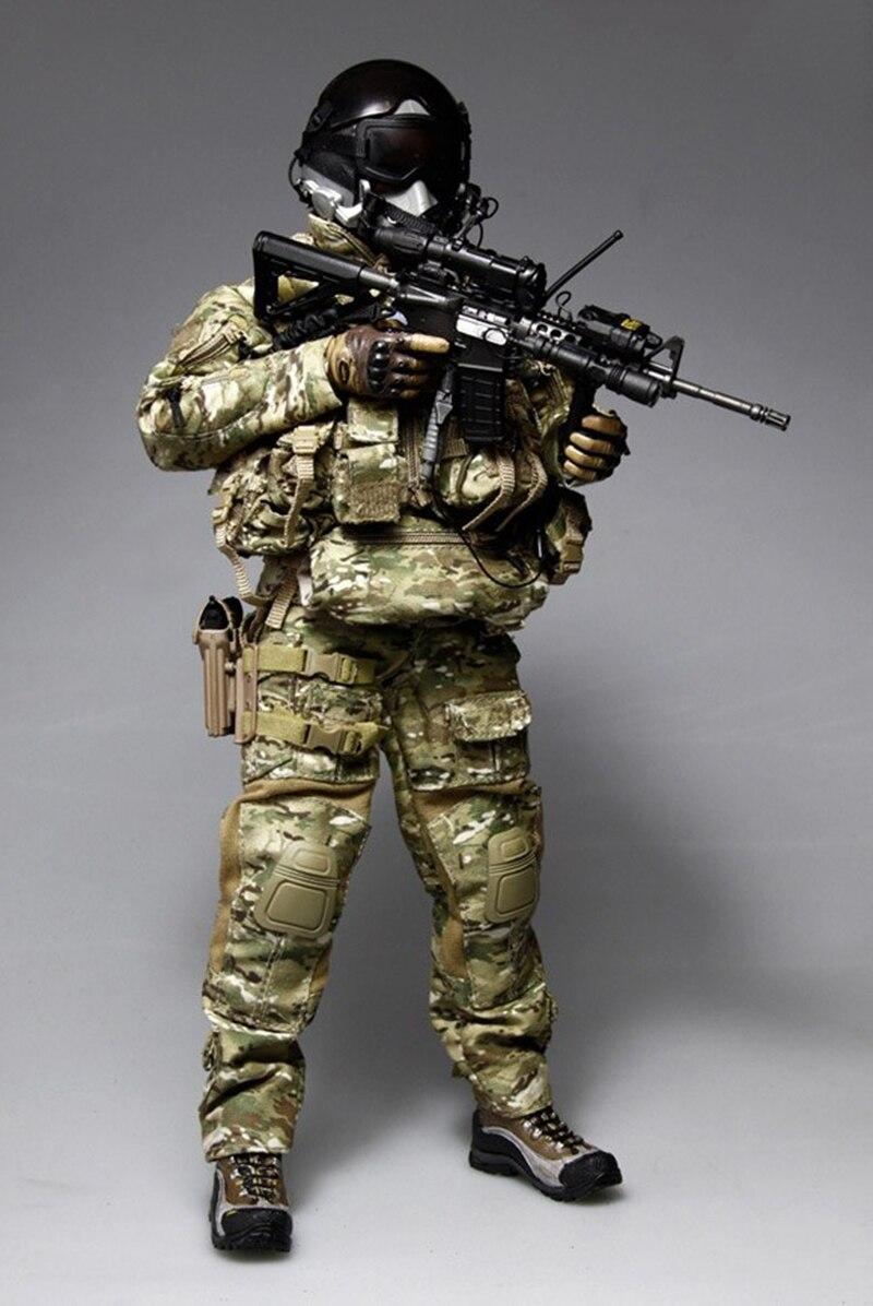 1/6 U.S Special Forces Parachute Troops Clothes and Accessories1/6 U.S Special Forces Parachute Troops Clothes and Accessories
