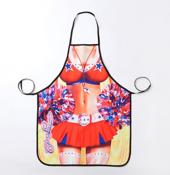 New Qualified 60*72cm Novelty Cooking Kitchen Apron Funny