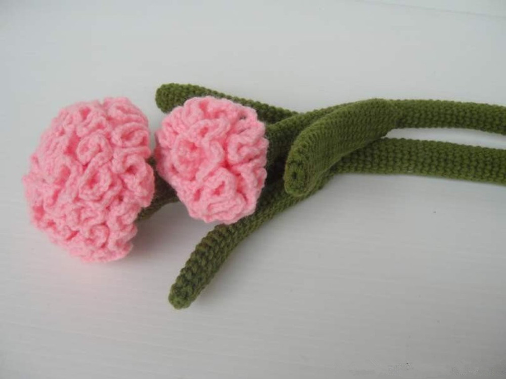 Crochet Toys  Amigurumi Toy Flower  Model Number W15760