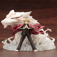 20CM Natsume's Book of Friends Action Figures Original Natsume Wolf Model Toys Big Size Boys Girls Birthday Gifts